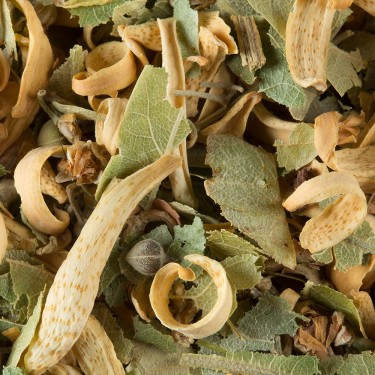 Herbal tea - Tisane Nougat