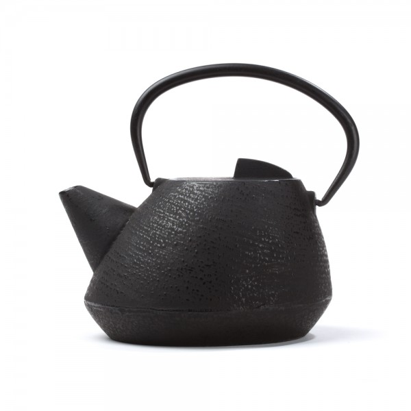 Chinese cast iron teapot - 'Ti' - black 0,8 L