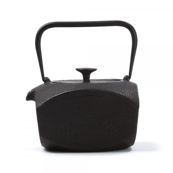 China cast iron teapot - Bushi 0,8 L - Black