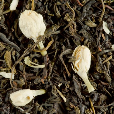 Black tea & green tea  -  EARL GREY MANDARIN
