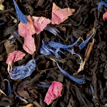 Black tea - Coquelicot Gourmand