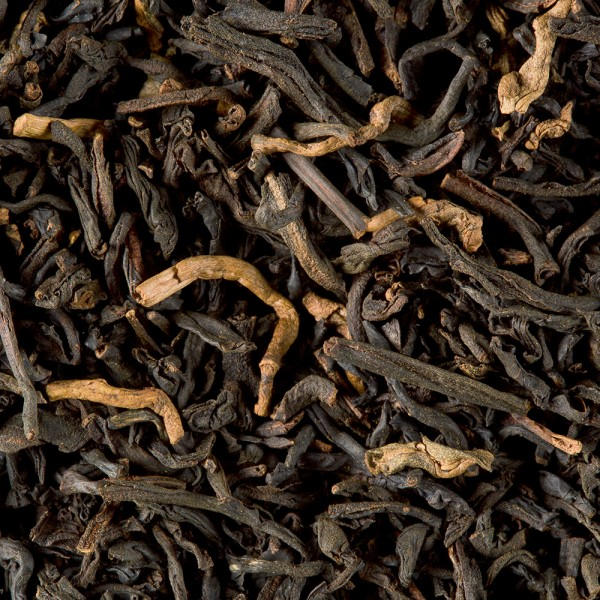 Black tea - Decaffeinated Earl Grey