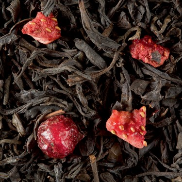 Black tea - Quatre Fruits Rouges