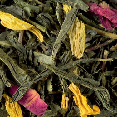 Green tea - Clair de Fruits