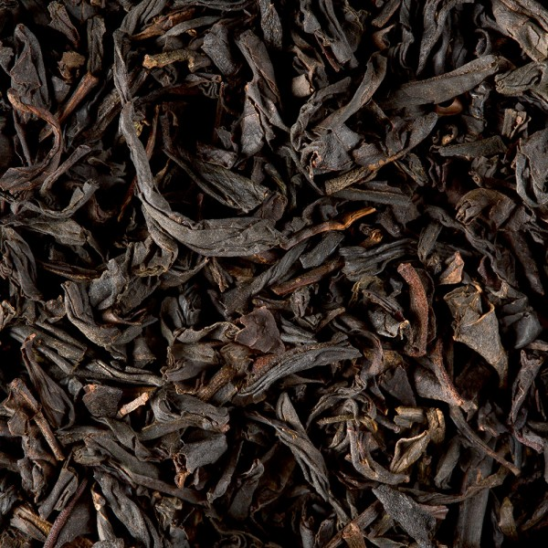 Black tea - Cassis