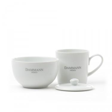 Tasting tea set