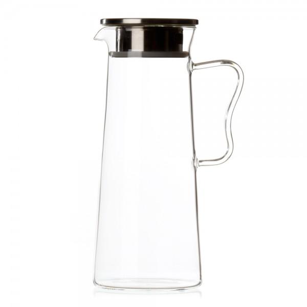 Glass teapot - 'Shanghai', glass pitcher