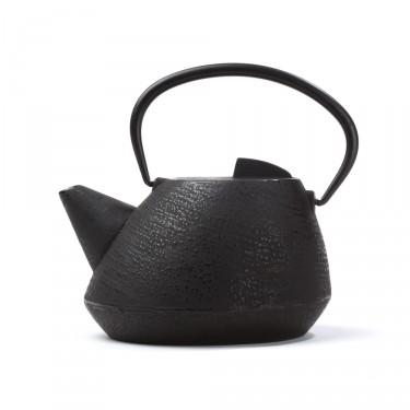 Chinese cast iron teapot - 'Ti' - black 0,8 L