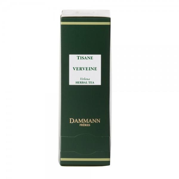 Verbena, box of 24 enveloped Cristal® sachets