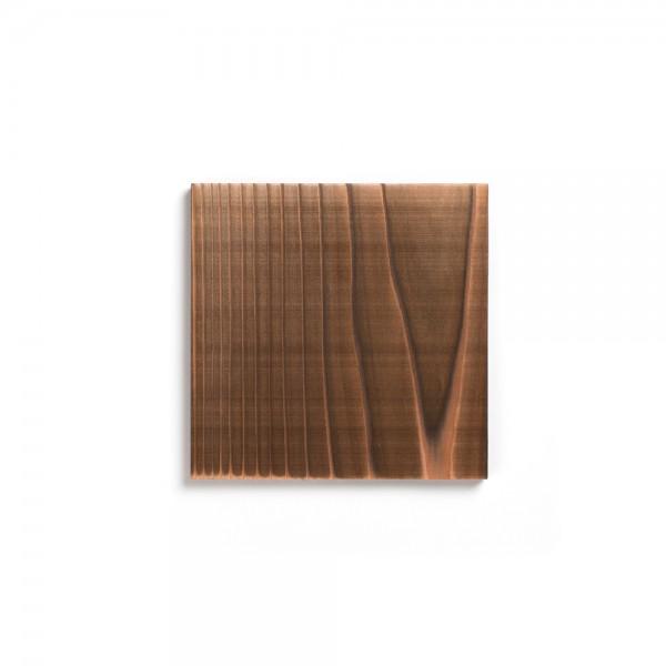 Repose thehère carre en bois