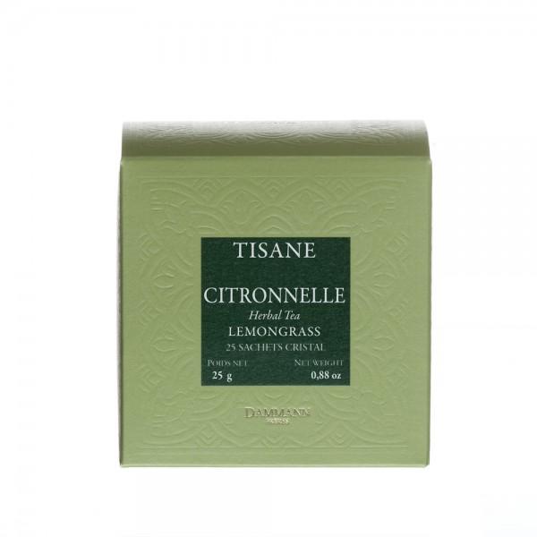 Tisane Citronnelle, 25 sachets Cristal ®