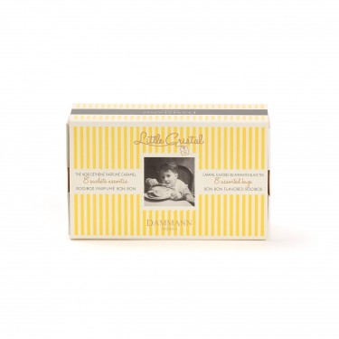 Little Cristal  - Caramel & Bon Bon - 8 assorted sachets