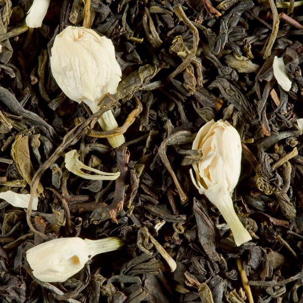 Green tea & black tea  -  EARL GREY MANDARIN