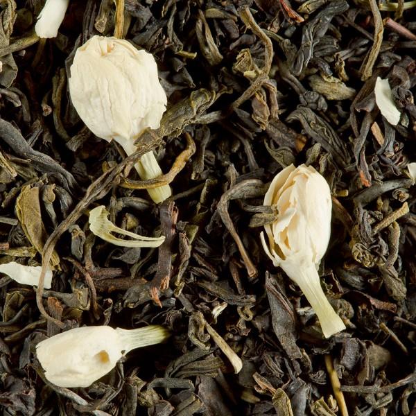 Thé vert & thé noir - EARL GREY MANDARIN