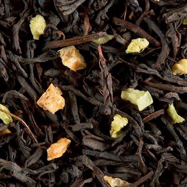 Thé noir - Cacao Jalapeño