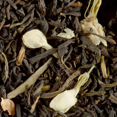 Black tea & Green tea - SMOKEY IMPÉRIAL