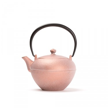 Japanese cast iron teapot - SUIKA 0,55L - copper
