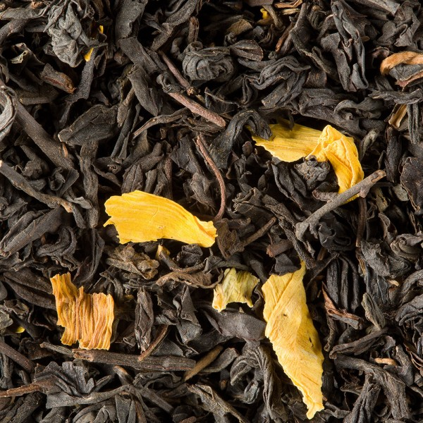 Black tea - Amande Amaretti