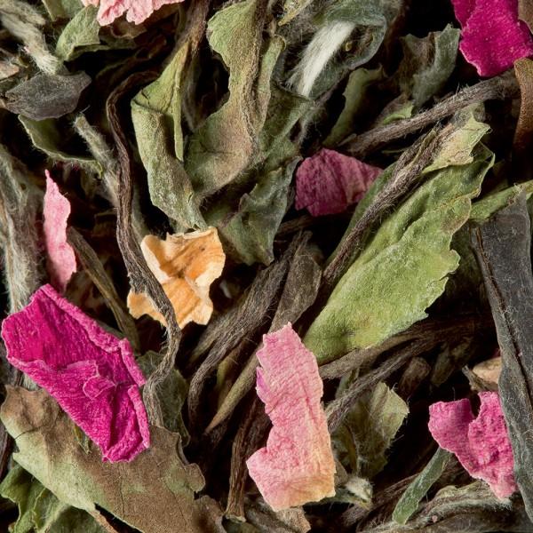 White tea - Pêchers en fleurs