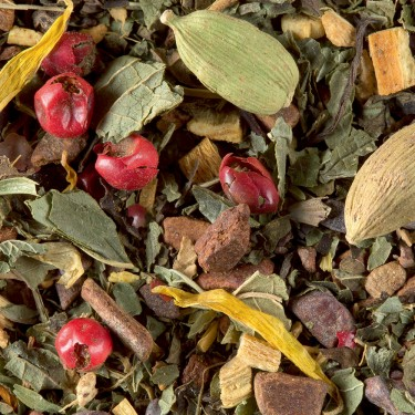 Herbal tea - Tisane de Noël