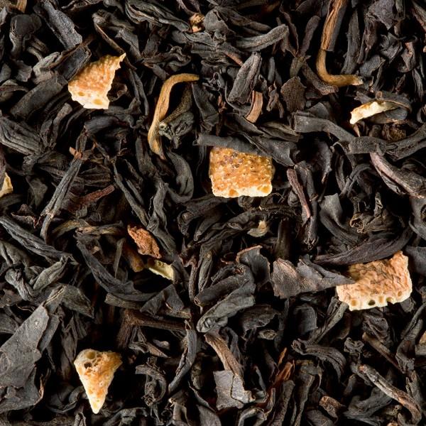 Thé Noir - Orange douce