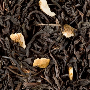 Black tea - Thé des Poètes