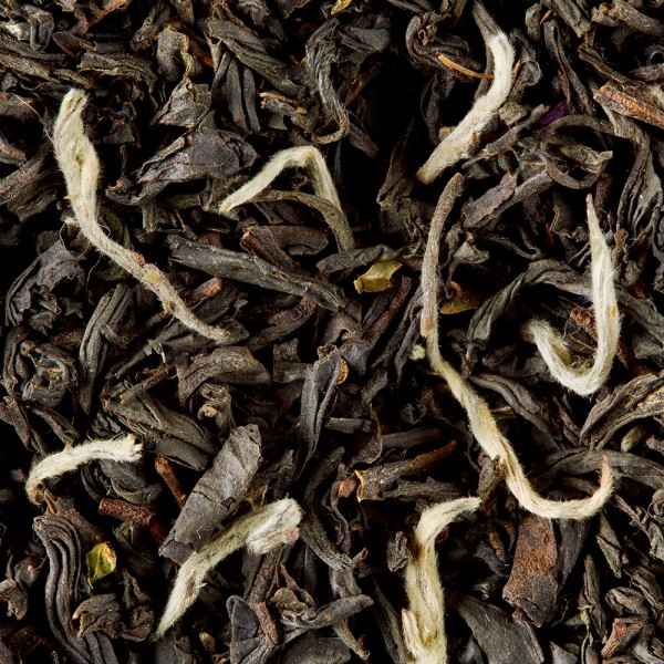 Black tea - Earl Grey Pointes Blanches