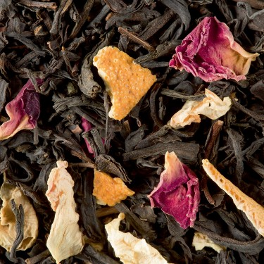 Thé Noir - Thé aux Sept Parfums