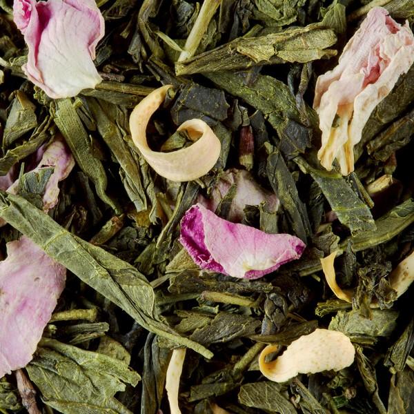 Green tea - Nuit à Versailles