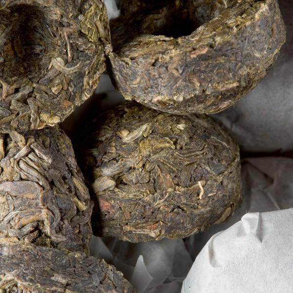 Thé de Chine - Mini Tuocha