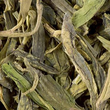 """Thé de Chine - Lung Ching """"Le puits du dragon"""""""