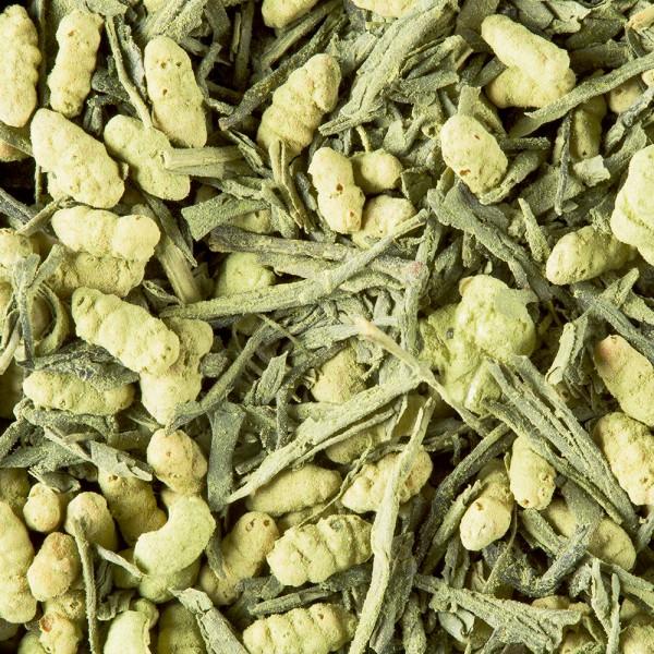 Tea from Japan - Genmaïcha Matcha