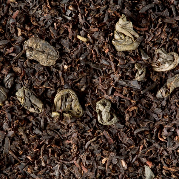 Tea from India - Thé pour lui