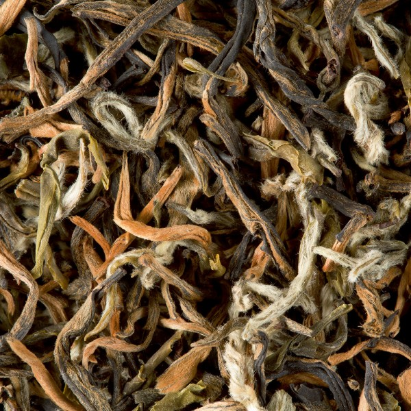 Black tea & Green tea - Golden Jade Cloud