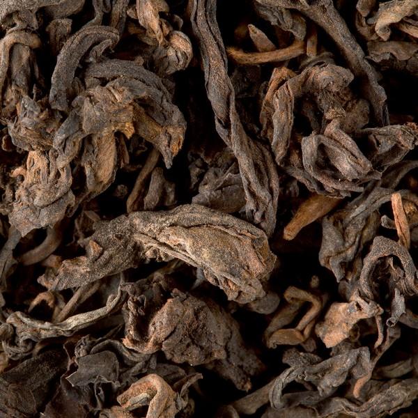 Tea from China - Pu-Erh Menghaï County 2010
