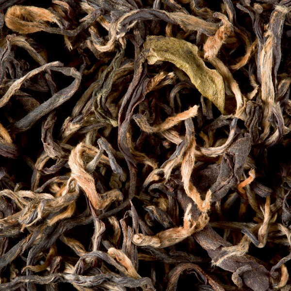 Tea from Nepal - Shangri-La Gold