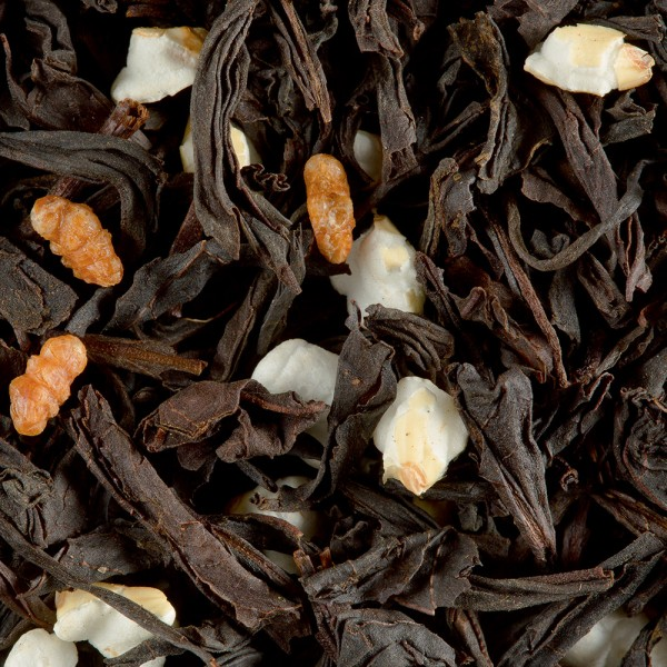 Black tea - POP CORN