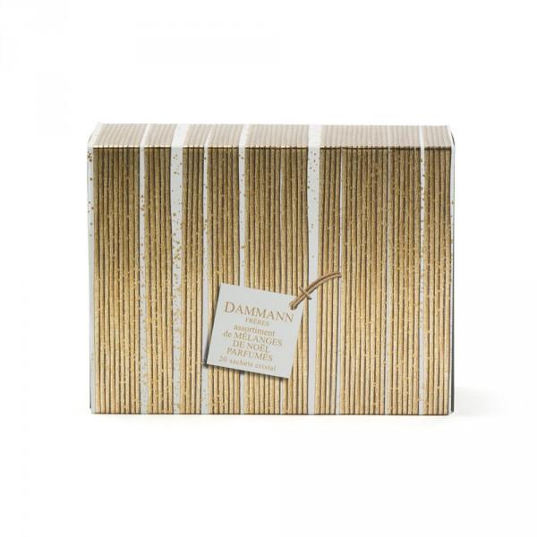 Christmas blends - Set of 20 assorted sachets