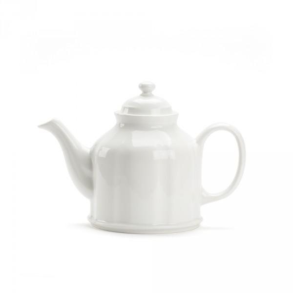 Théière Porcelaine - CAMPAGNE 1.3 L - Blanche
