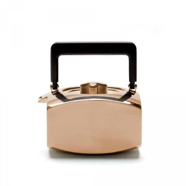 Stainless steel teapot - Ludik 1.2 L - Copper