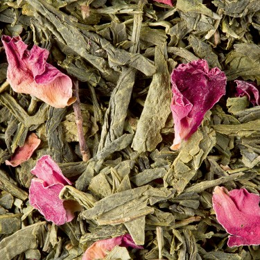 Green tea - Cerisier de Chine