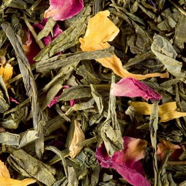 Green tea - Thé de la Palmeraie