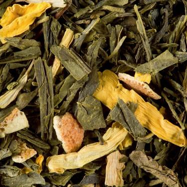 Green tea - Mélange du Prieuré
