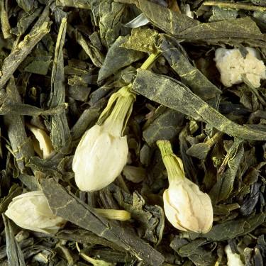 Green tea - Thé de l'Orangerie