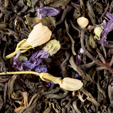 Black tea & green tea - Thé des Sages