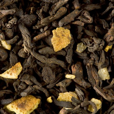 Dark tea - Pu-Erh Agrumes