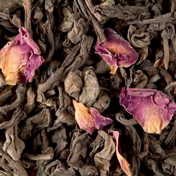 Dark tea  - Élégie pourpre