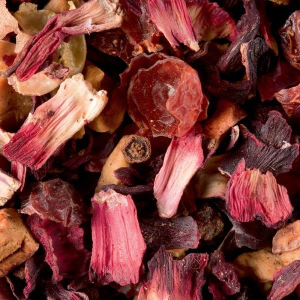 Fruit infusion - Carcadet - Feu de cheminée