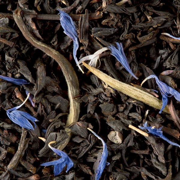 Herbal tea - Earl Grey Yin Zhen