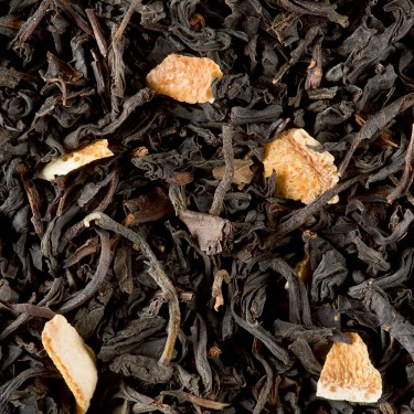 Black tea - Miel Orange